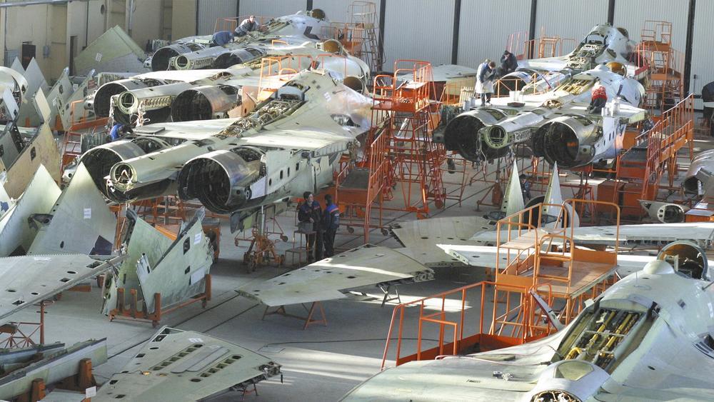 Reparación De Aeronaves
